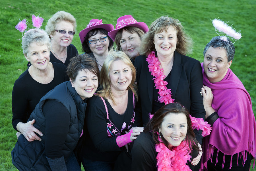 Rotorua Breast Cancer Trust - Trustee's 2012