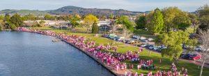 Rotorua Breast Cancer Trust - Pink Walk